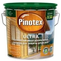 Пропитка для дерева Пинотекс Ультра / Pinotex Ultra 2,7 л