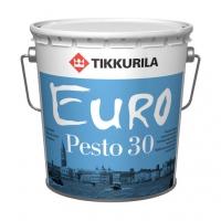 Краска моющаяся Тиккурила Евро Песто 30 / Euro Pesto 30 9 л