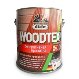 Пропитка алкидная для дерева Дюфа Вудтекс / Dufa Woodtex 3 л