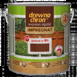 Пропитка для дерева DREWNOCHRON Impregnat Express / Древнохрон Импрегнат Экспресс 2,5 л