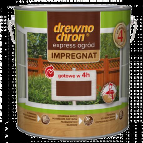 Пропитка для дерева DREWNOCHRON Impregnat Express / Древнохрон Импрегнат Экспресс 9 л