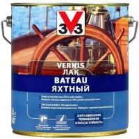 Паркетный лак  Яхтный V33 0,75 л