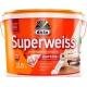 Краска акриловая ослепительно-белая Дюфа Супервайс / Dufa Superweiss RD4 5 л