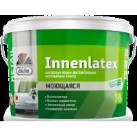 Краска водно-дисперсионная латексная Дюфа Инненлатекс / Dufa Retail Innenlatex 10 л