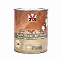 Масло для полов и лестниц V33 1 л