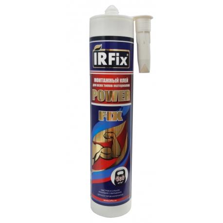 Клей гибридный полимерный Ирфикс